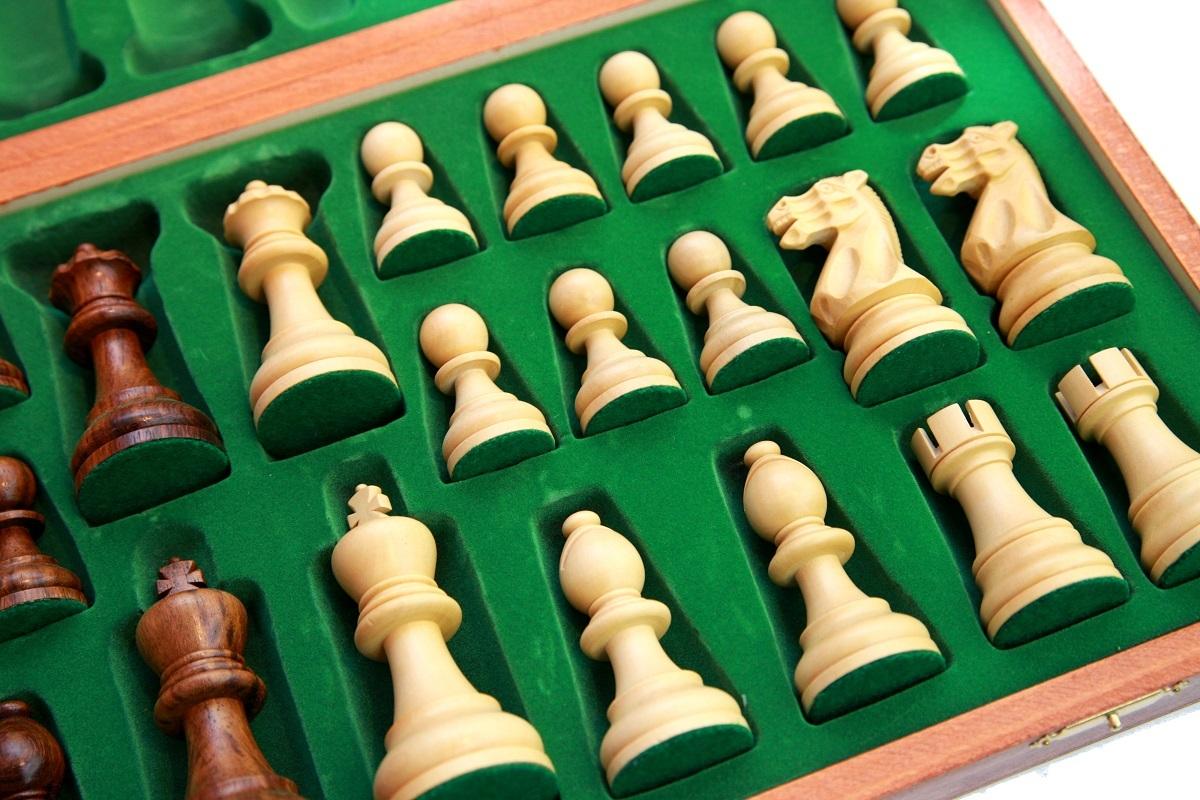 Шахматы Английская классика