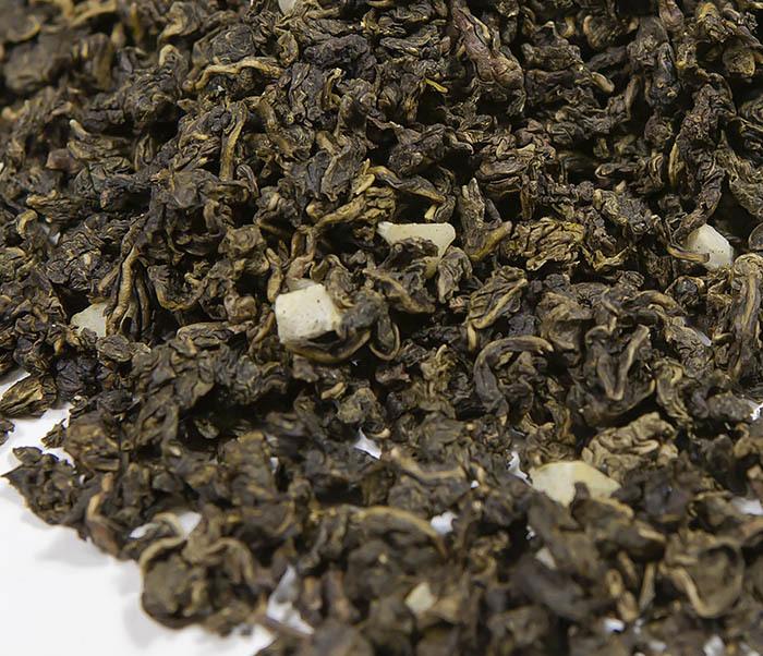 TEA-AR121 Ароматизированный кокосовый улун (50 гр) фото 03