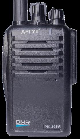 Рация Аргут АРГУТ РК-301М UHF с сертификатом транспортной безопасности