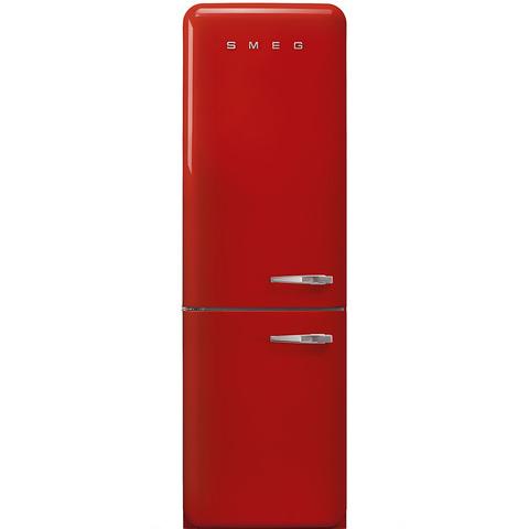 Холодильник с верхней морозильной камерой Smeg FAB32LRD5