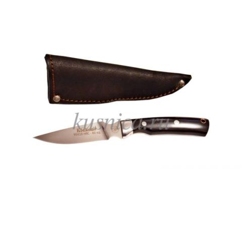 Нож Рысь, малютка, цельнометаллический, сталь 95x18, кованый, ИП Фурсач