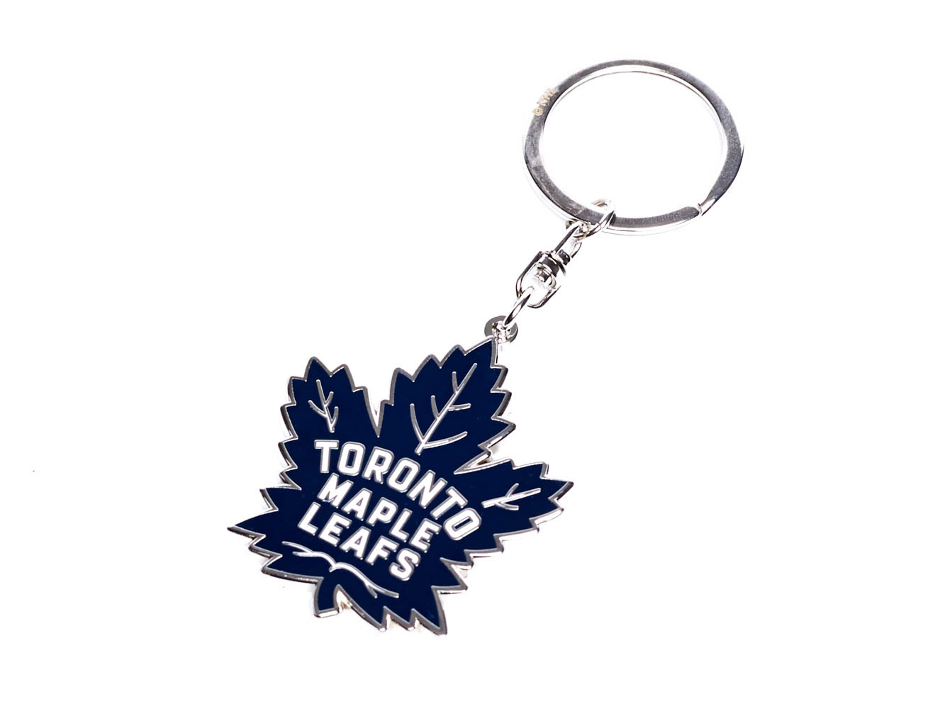 Брелок NHL Toronto Maple Leafs