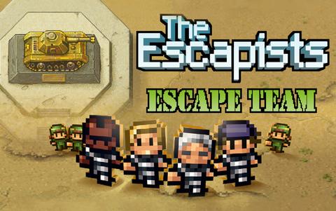 The Escapists - Escape Team (для ПК, цифровой ключ)