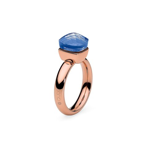 Кольцо Firenze light sapphire 18.5 мм 611019/18.4 BL/RG