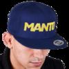 Бейсболка Manto Blue