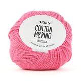 Пряжа Drops Cotton Merino 13 коралл
