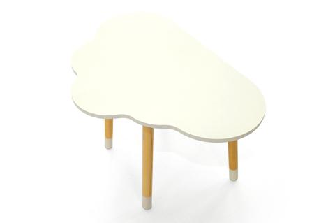 Стол «Stumpa» облако белый