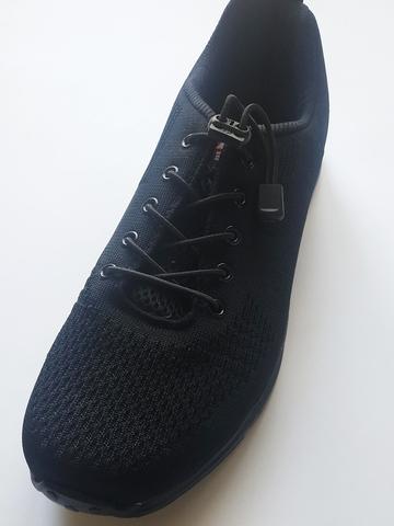 Шнурки регулируемые эластичные  100 см
