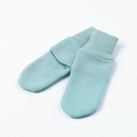 Socks with fleece lining 0+, Sea Blue