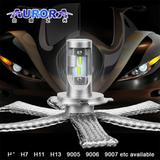 Светодиодные лампы H7 головного света Аврора  серия G10  ALO-G10-H7Z ALO-G10-H7Z фото-1
