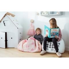 Коврик-мешок для игрушек (2 в 1) Play&Go Designer РОЗОВЫЙ СЛОН 79974 3