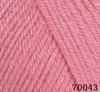 Пряжа Himalaya Everyday 70043 (розовый коралл)