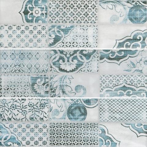 Плитка настенная Caspian grey wall 02 100х300