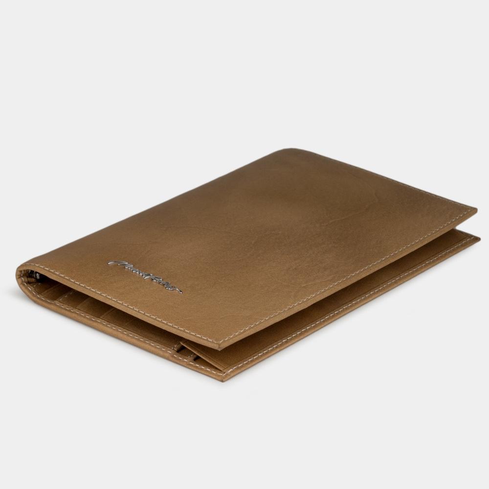 Длинный кошелек Secret+ Easy из натуральной кожи теленка, цвета винтаж
