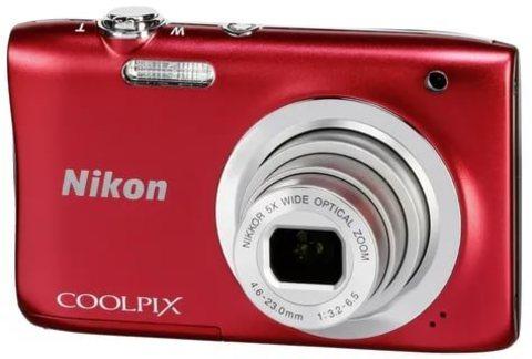 Фотоаппарат  NIKON Coolpix A100 RD