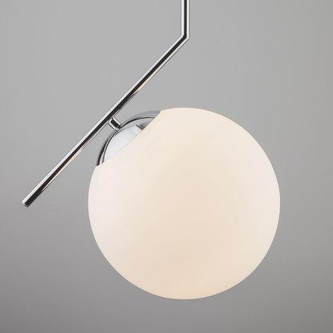 Подвесной светильник со стеклянным плафоном 50153/1