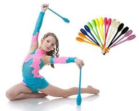 Купити булави для художньої гімнастики