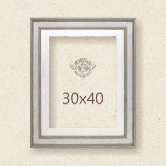 Багет 30х40 (светлое паспорту)
