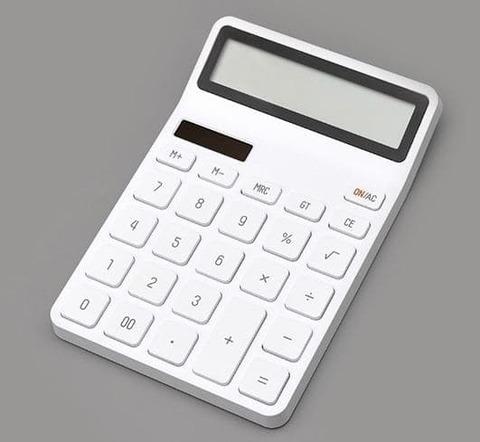 xiaomi калькулятор Lemo lemai