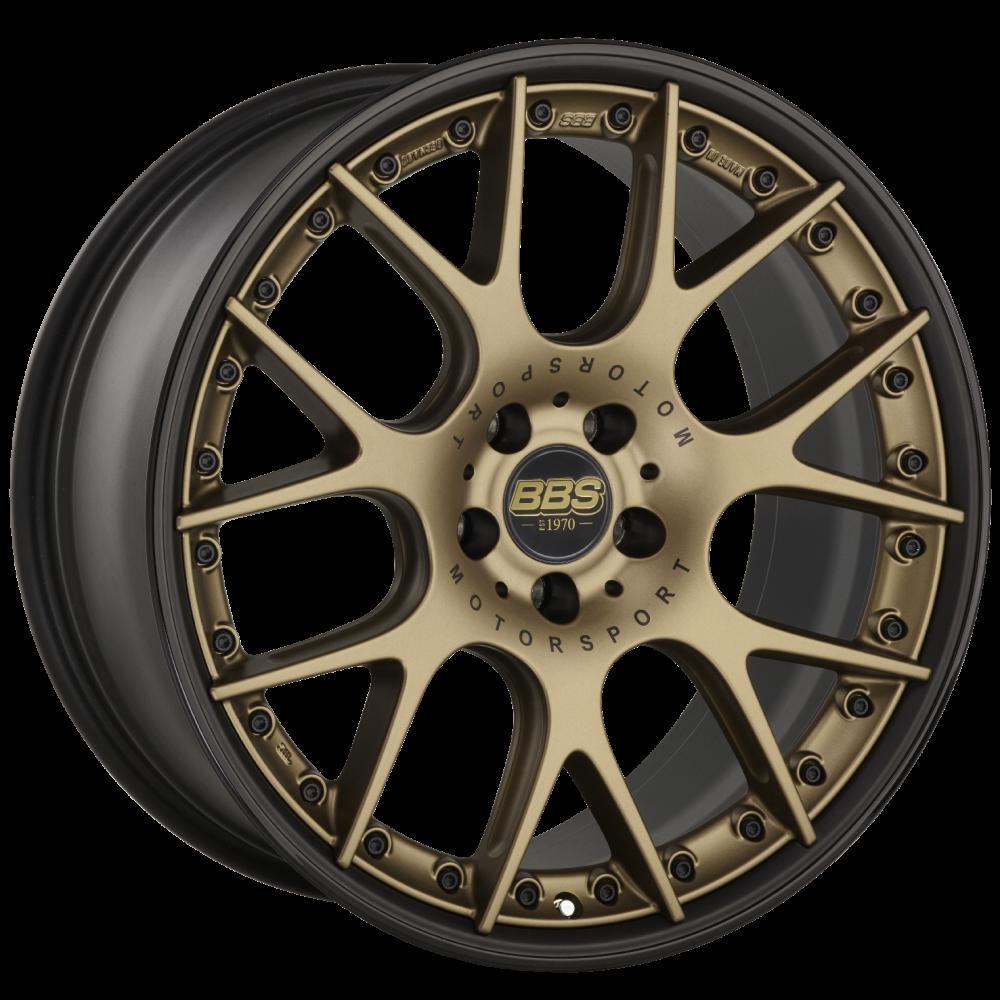 Диск колесный BBS CH-R II 9x20 5x130 ET48 CB71.6 satin bronze