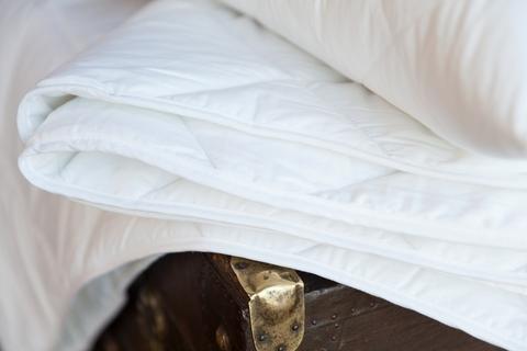 Одеяло стеганое 200x220 «95С Grass» легкое