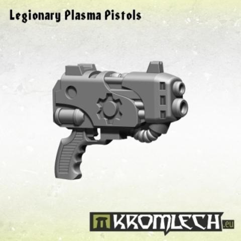 Legionary Plasma Pistols (5)