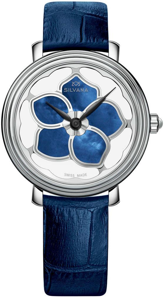 Часы женские Silvana SF36QSS88CBE Flowers
