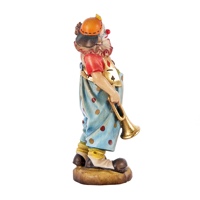 Статуэтка «Клоун с трубой»
