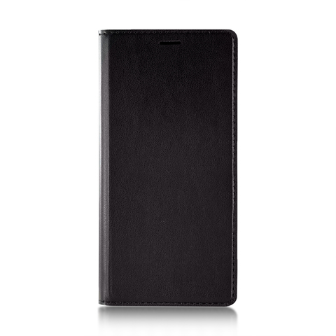 Чехол-книжка для Xperia XZ2 Compact чёрного цвета