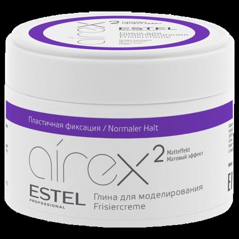 Глина для моделирования волос AIREX, 75 мл