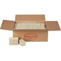 Вафли Брянконфи Полосатые с шоколадно-молочной начинкой 4 кг