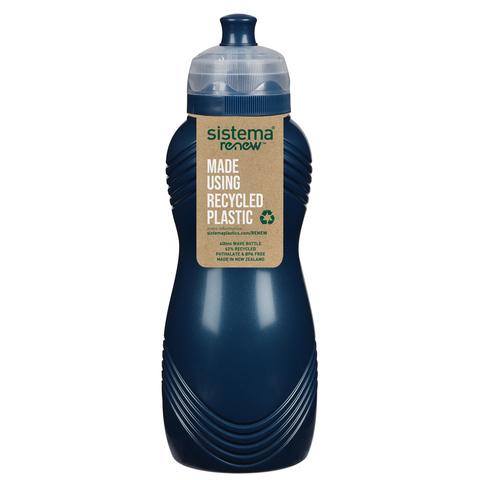 "Бутылка для воды Sistema ""Renew"" 600мл"