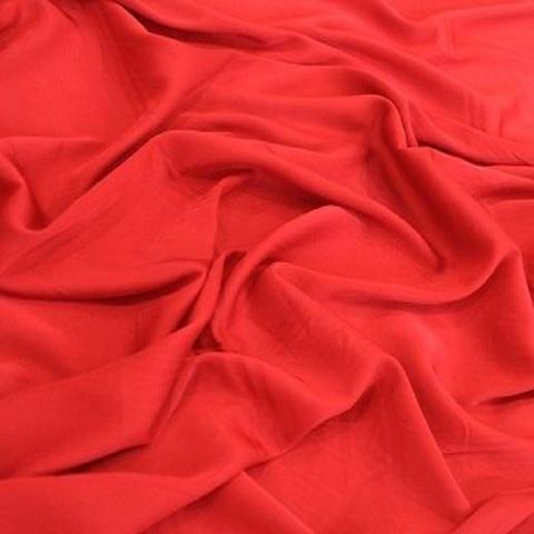 Шелк Армани - Красный