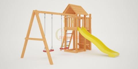 Детская площадка Савушка Мастер-9