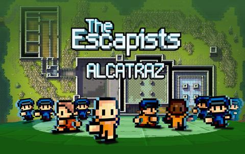 The Escapists - Alcatraz (для ПК, цифровой ключ)