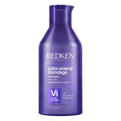 REDKEN BLONDAGE шампунь с ультрафиолетовым пигментом для тонирования и укрепления оттенков блонд 300 мл
