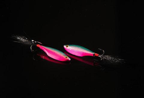 Бокоплав ручной работы Fire Fish Swift цвет 009