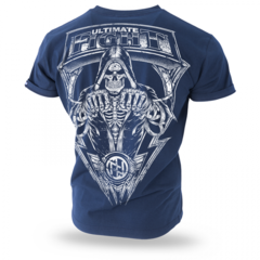 Футболка Dobermans Aggressive Ultimate Fight II TS173, Navy, новая