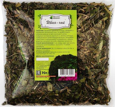 Крымский травяной сбор «Иван-чай»™Крымские традиции