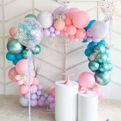 Оформление воздушными шарами Москва