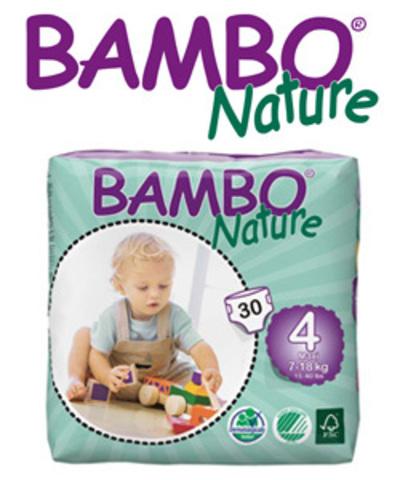 Bambo Nature Подгузник для детей