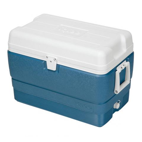 Изотермический контейнер (термобокс) Igloo MaxCold 50 (47 л.), темно-синий