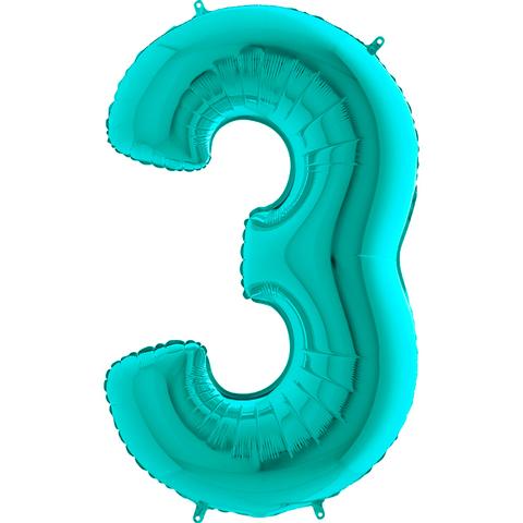 Цифра 3 (Тиффани)