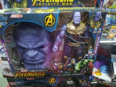 Танос с маской 30 см