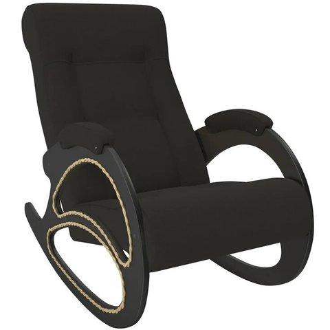 Кресло-качалка Комфорт Модель 4 венге/Montana 100