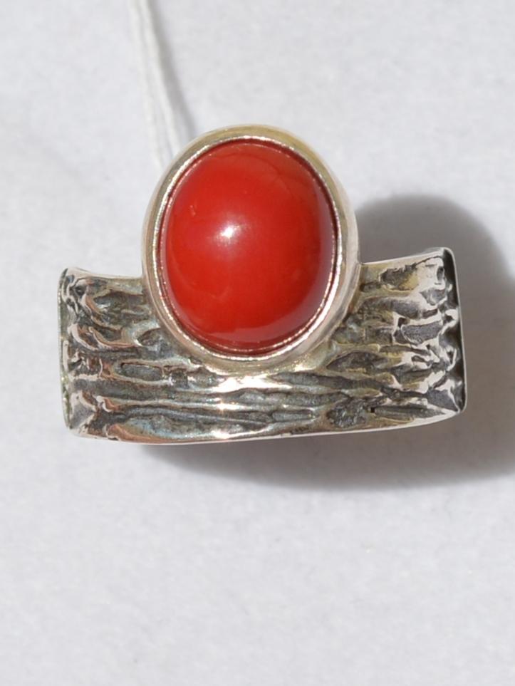 Астарта (кольцо из серебра)