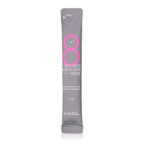 Маска-Филлер Для Волос С Керамидами В Миниатюре MASIL 8 Seconds Salon Hair Mask