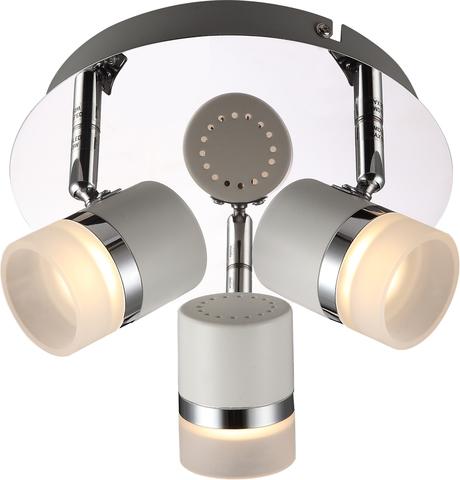 INL-9387С-15 Chrome & White