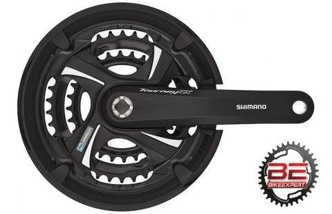 Система шатунов Shimano Tourney FC-TX801 48
