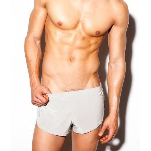 Мужские домашние шорты белые N2N Bodywear